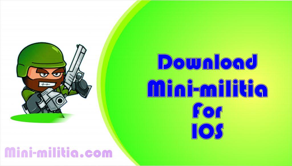 mini militia apk for iOS