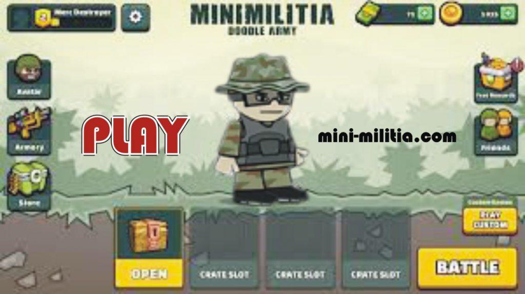mini militia apk